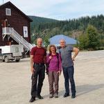 unerwartetes Wiedersehen mit Annett und Ralf