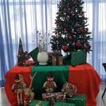 auch etwas Weihnachtlich im Hotel