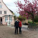 Unsere Gastgeber und Reiseführer - Agnes und Ralf - tausend Dank Euch Beiden!