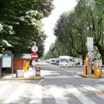 Stellplatz in Verona