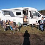 kleines Familientreffen in KLeistow