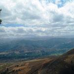Cajamarca in Sicht