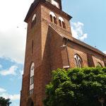 Kirche - leider Sonntag geschlossen