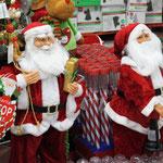 auch hier ist Weihnachten in voller Vorbereitung!