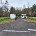Für 10 Euro (24 Stunden) ein sehr ordentlicher Parkplatz