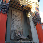 das Grauman´s Chinese Theater...