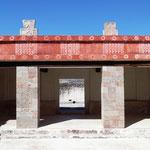 einige Tempel wurden wieder hergerichtet
