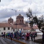 zurück in Cusco