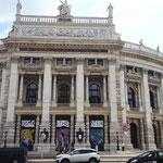 Das berühmte Wiener Burgtheater