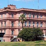 noch einmal der Präsidentenpalast