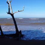 das Meer in Mar Azul