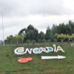 Concordia - nicht zu verfehlen