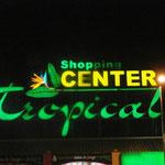 Einkaufs-Center gleich in der Nähe