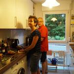 die fleißigen Küchenfeen