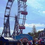 67 m hohes Riesenrad von 1897