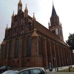 die Kirche - neu restauriert zum Konzertsaal