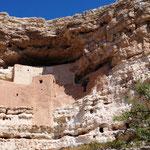 Montezuma Castle - 700 Jahre alt