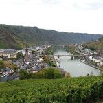 Ein schöner Ausblick von der Reichsburg