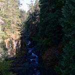 die Englishman-Falls