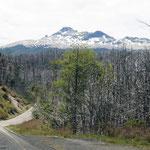 ... Schäden vomñ Vulkanausbruch vor 3 Jahren