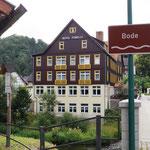 Spaziergang durch Treseburg (OT von Thale)