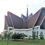 unterwegs gesehen - eine Kirche