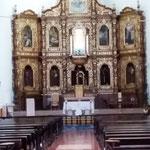 ... mit Kapelle (für Franciscaner ganz schön aufwändig!)