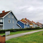 hübsche Holzhäuser