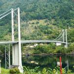 wieder eine hübsche Brücke