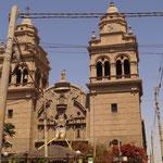 Kirche oder Kathedrale? - nicht so sehr prunkvoll