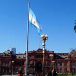 """Regierungssitz - """"Casa Rosada"""""""