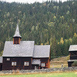die Stabkirche Lome