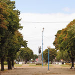 ein kleiner Park