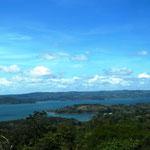 tolle Aussicht auf den See