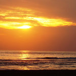 ... ehe die Sonne untergeht