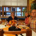 ... und wir essen Truthan (Turkey)