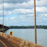 """4,3 km lange Brücke – die """"Ayron Senna-Brücke"""""""