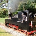 ... der Dampfeisenbahn - sie wird 125 Jahre!!!