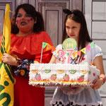 der Kindergarten feiert seinen 37 Geburtstag