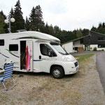 "Standort ""Camping Fichtelsee"""