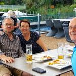Am 9.Sept. haben wir uns mit lieben Freunden in Werder getroffen und uns für die nächsten Tage in Bad Muskau verabredet.