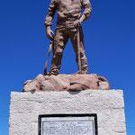 Denkmal fúr die Bergarbeiter