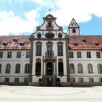 ... durch die hübsche Altstadt von Füssen