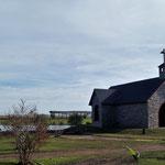 die kleine Kirche (ist noch nicht ganz fertig)