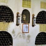 im 150 Jahre altem Keller