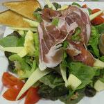 Salade Savoyarde Brasserie Les Hauts du Lac