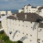 Paragleiterstart in Salzburg Red Bull X-Alps