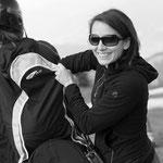 Corinna, Fluglehrerin