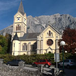 Church in Ramsau