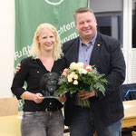 Fussballerin des Jahres 1. Damen Andrea Glasker
